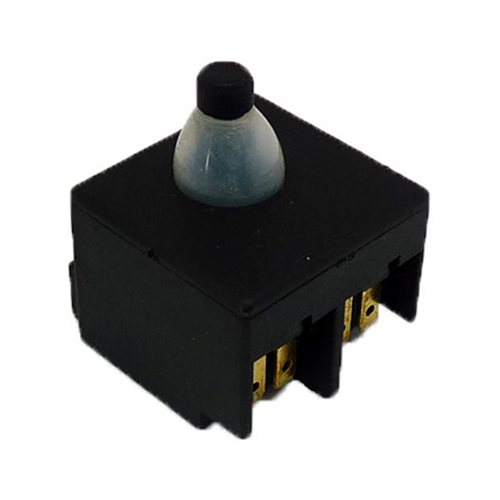 Кнопка на болгарку DWT 115, Интерскол(малая)
