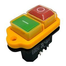 Кнопка для бетономешалки, сверл.станок, компрессор (5 конт. нов.)