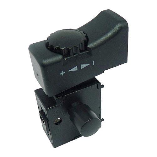 Кнопка для болгарки DWT 125 c рег. оборотов.