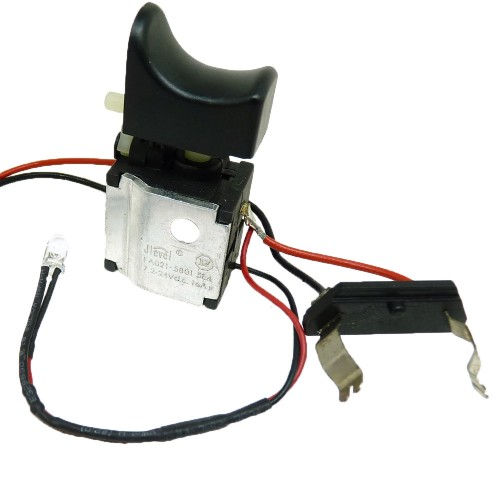 Кнопка для аккумуляторного шуруповёрта.