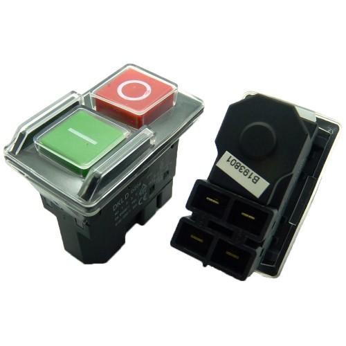 Кнопка для бетономешалки на 4 конт, внутр