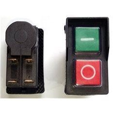 Кнопка для бетономешалки на 4 конт, наружн