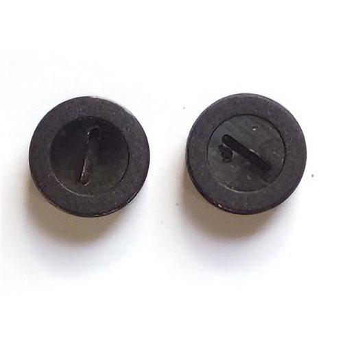 Пробки (компл 2 шт), d-13 мм