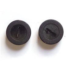 Пробки (компл 2 шт), d-17 мм