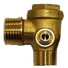Обратный клапан (латунь)